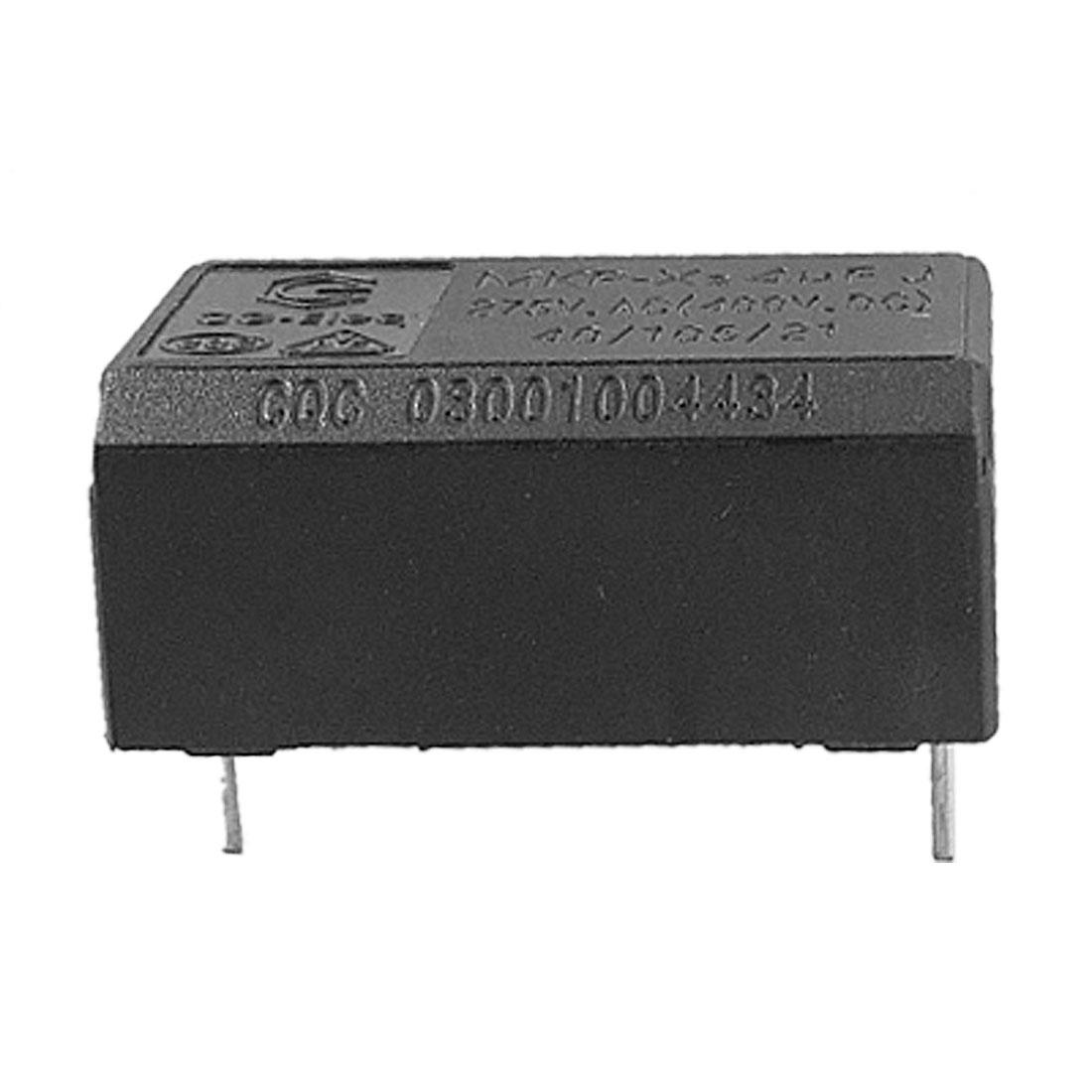 275VAC 4uF Polypropylene Film Induction Cooker Capacitor