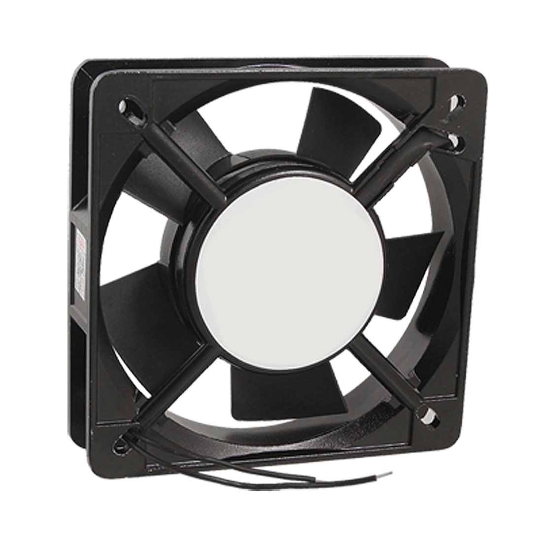 110 x 110 x 25mm 0.1A AC 220-240V 2 Wire Axial Cooling Fan