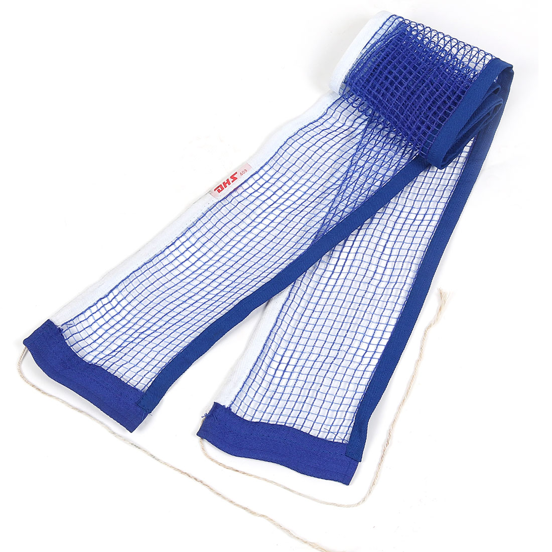 Table Tennis Blue Nylon Replacement Net w Pull String