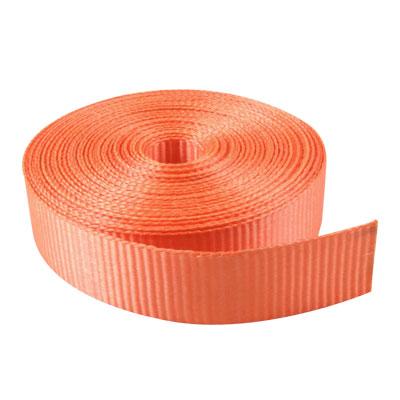 Orange Nylon 10 Meters Length Bundle Strap Band Webbing