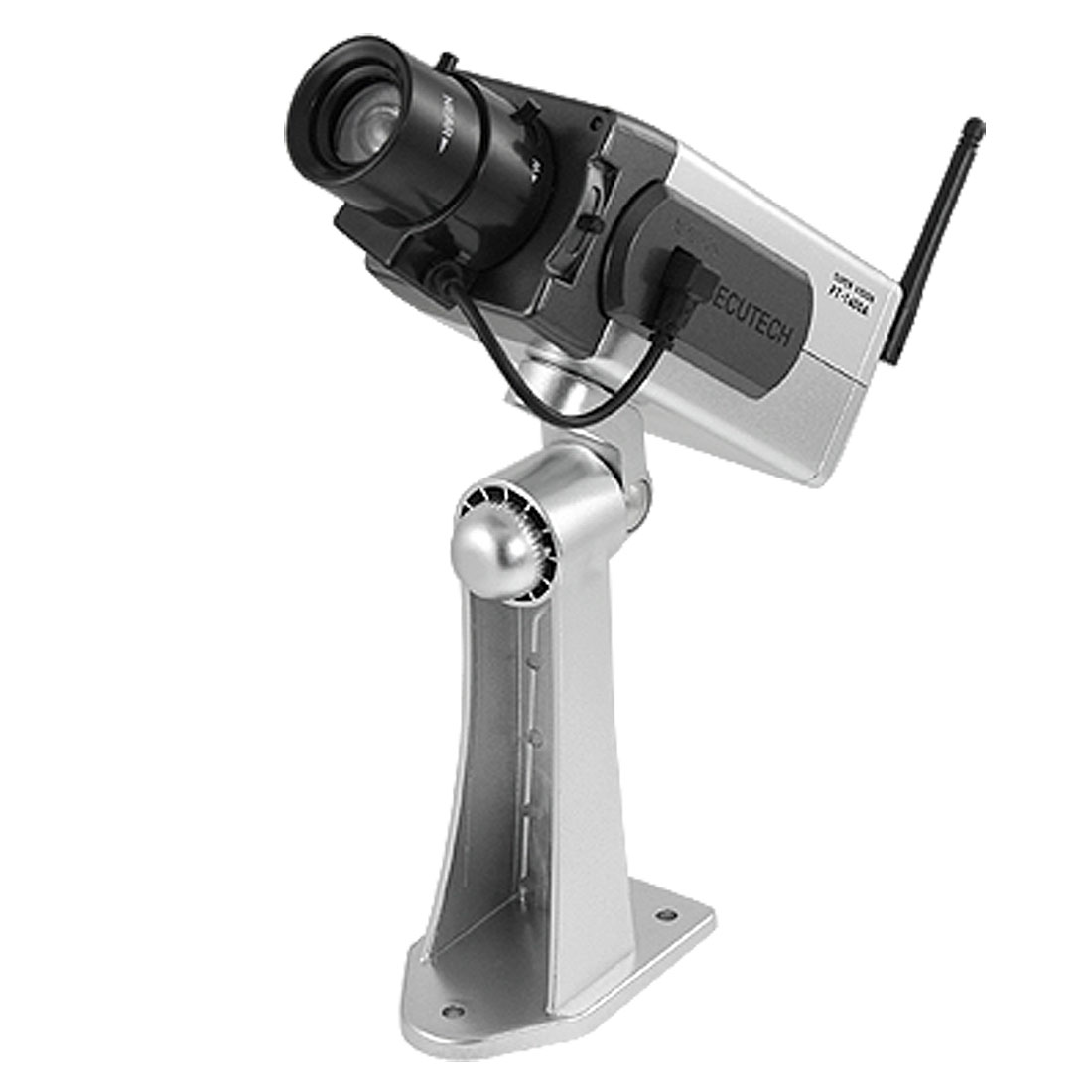 Plastic Shell Fake Dummy Surveillance Security Camera