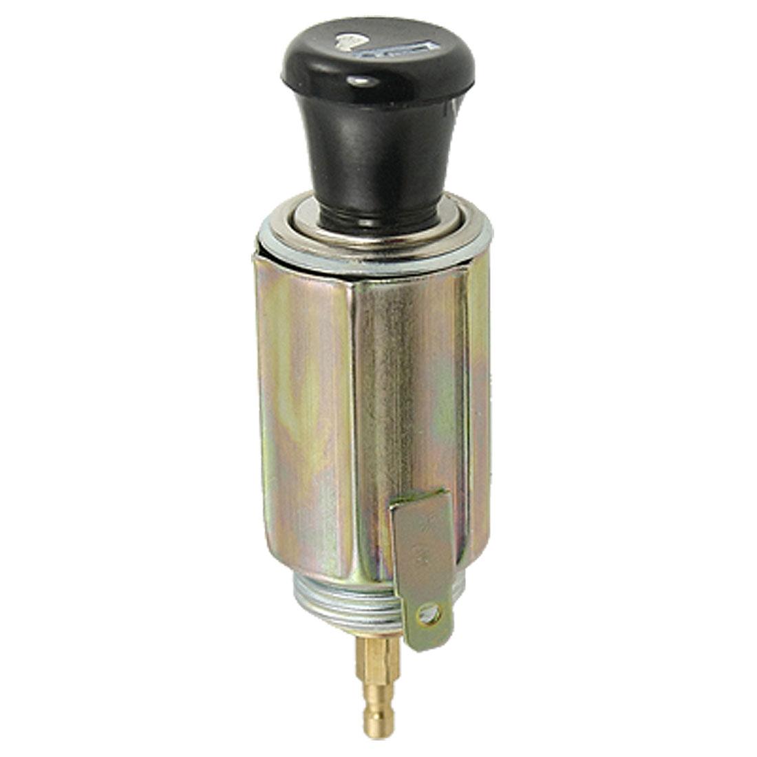 Universal DC 12V Car Auto Push Button Cigarette Lighter