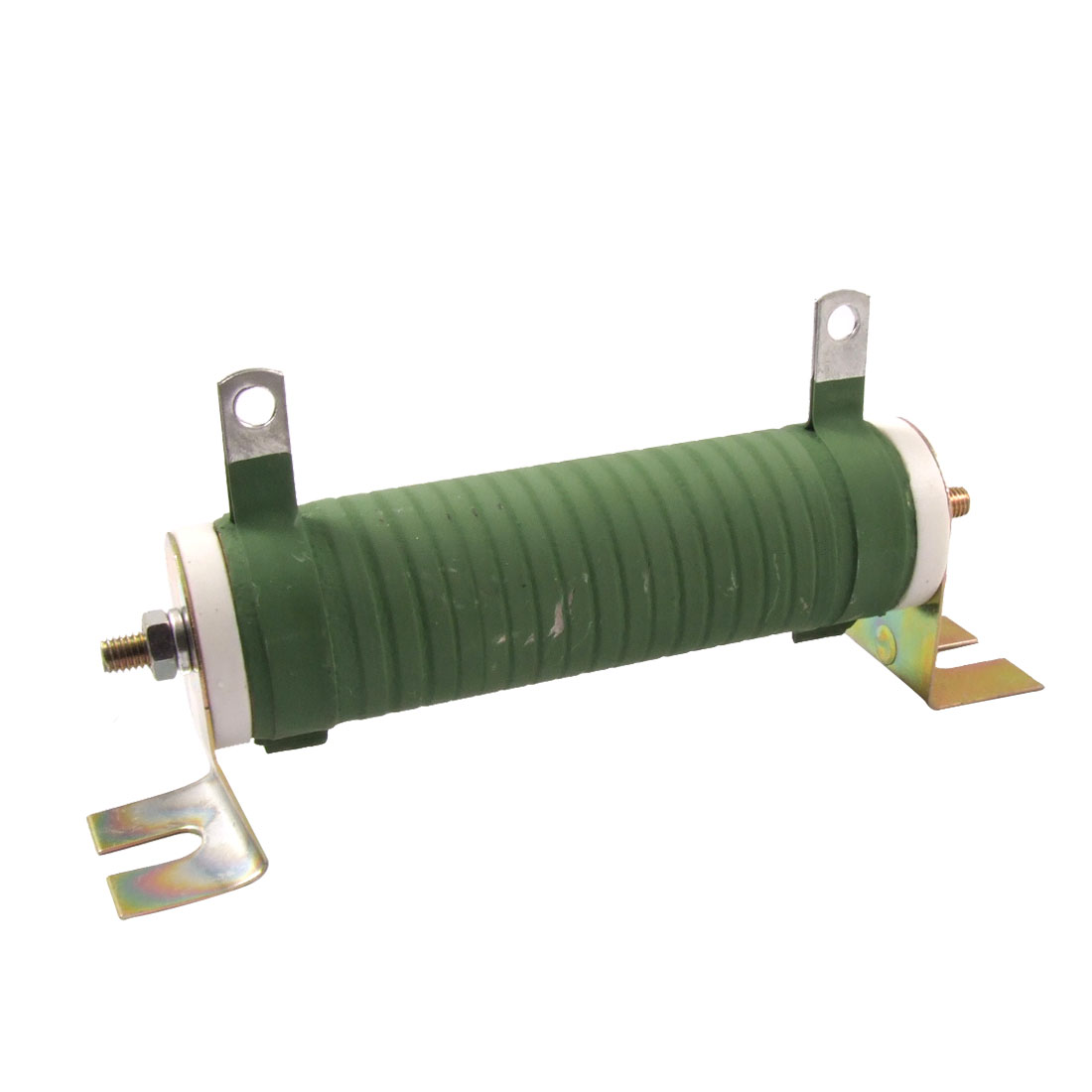 Ceramic Tube Fixed Wirewound Resistor 2 ohm 2R 50W Watt