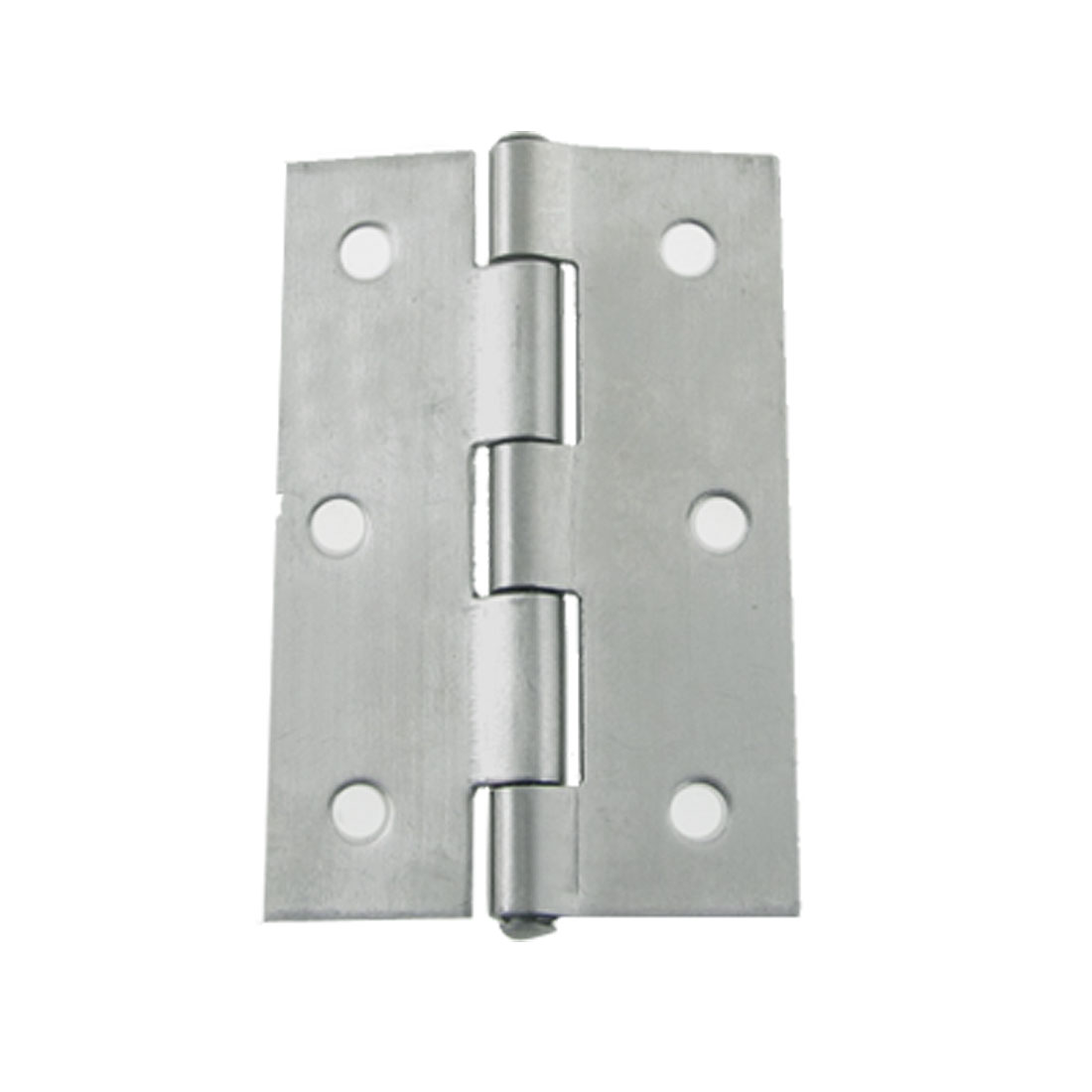 "2 Pcs Metal Single Action Door Butt Hinges 2.5"" Length"