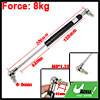 8kg 17.6lb Force Ball Studs Lift Strut Automotive Gas Spring 10.4""