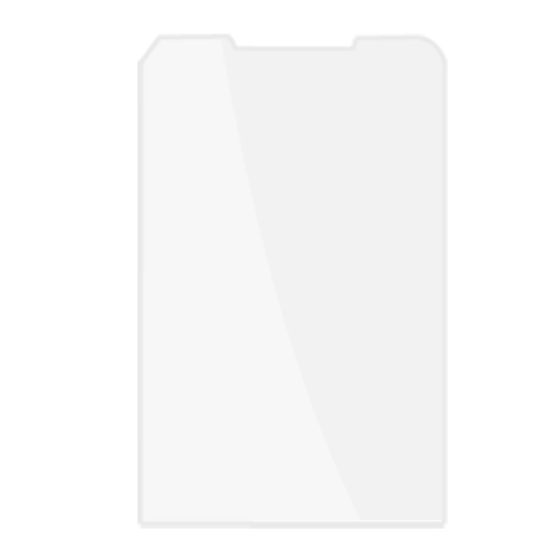 2 Pcs Clear Plastic Screen Protector Film for HTC HD2