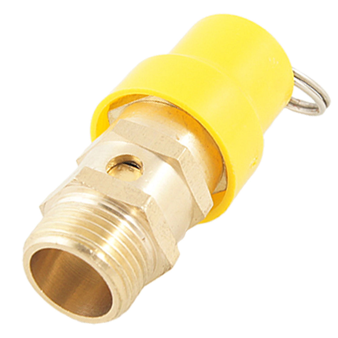"7/11"" Dia Thread 0.8MPa Air Compressor Pressure Relief Valve"