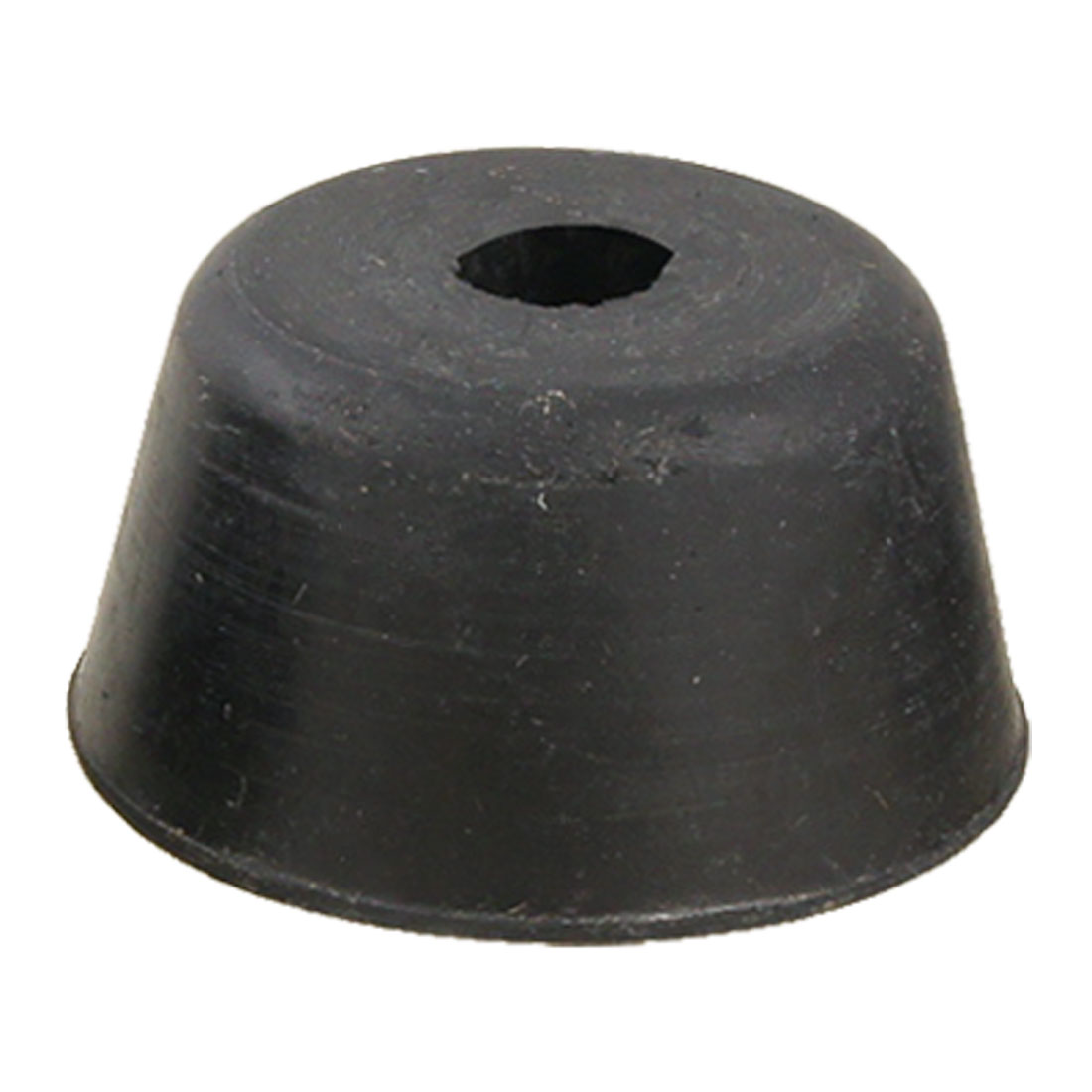 10 Pcs 40mm x 22mm Furniture Conical Rubber Feet Pad Cove Bumper