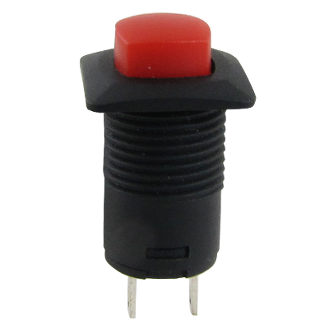 AC 125V /3A 250V/1.5A OFF(ON) N/O Latching Red Cap Push Button Switch