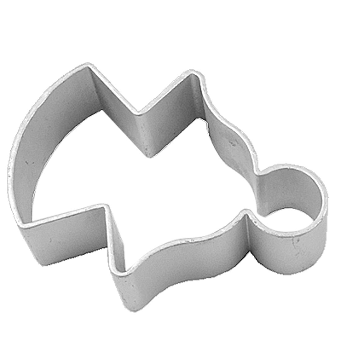 Xmas Home DIY Cookie Biscuit Baking Girl Shape Metal Cutter Mold