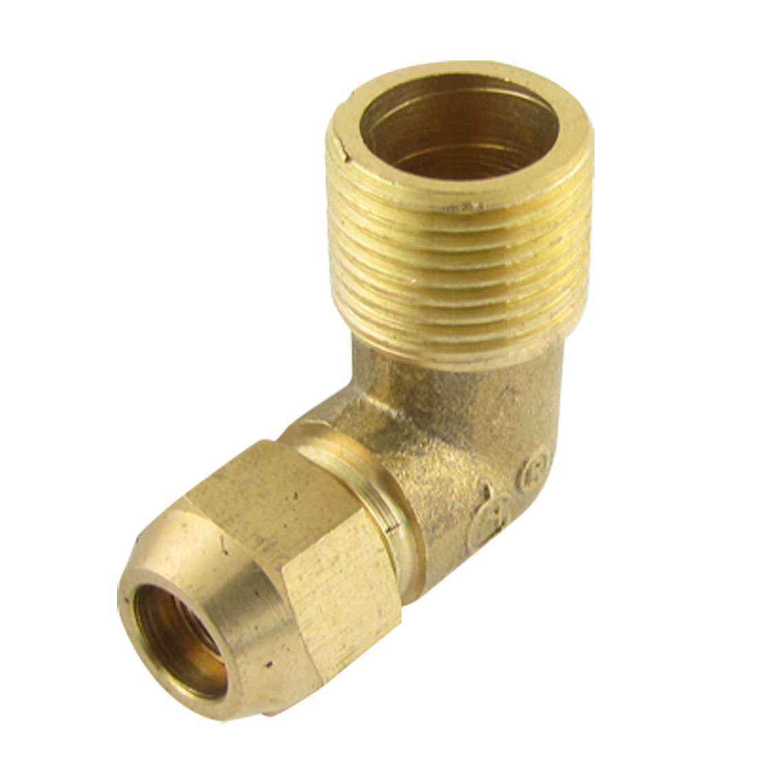 """5/8"""" Male Thread Brass Pipe Hose Coupling Adapter"""