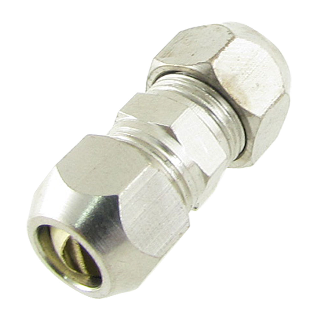 "8mm 5/16"" OD Air Pneumatic Tube Compression Fitting Coupling Coupler"