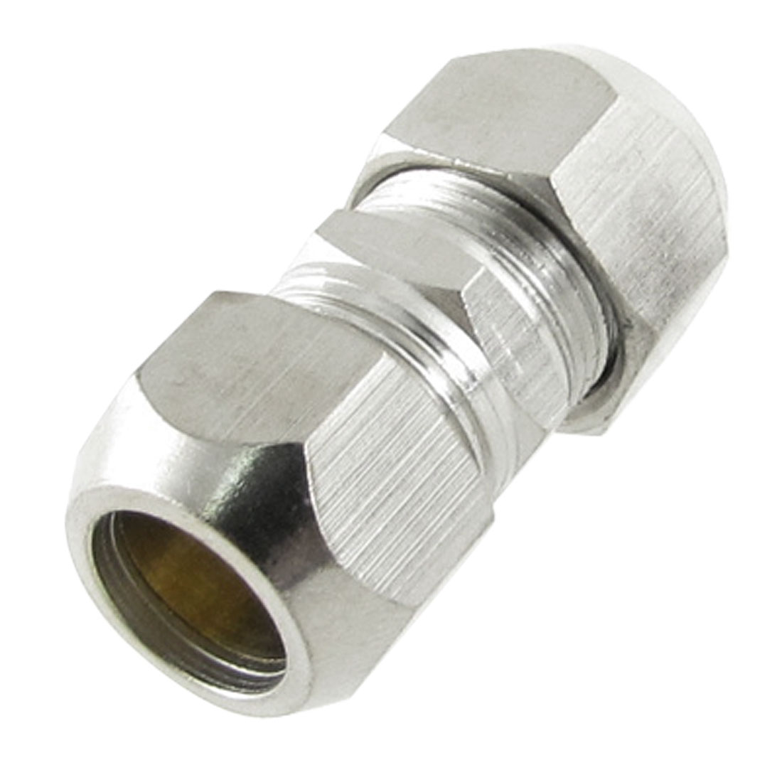 "2/5"" 10mm Air Hose Tube Pneumatic Compression Fitting Coupler Coupling"