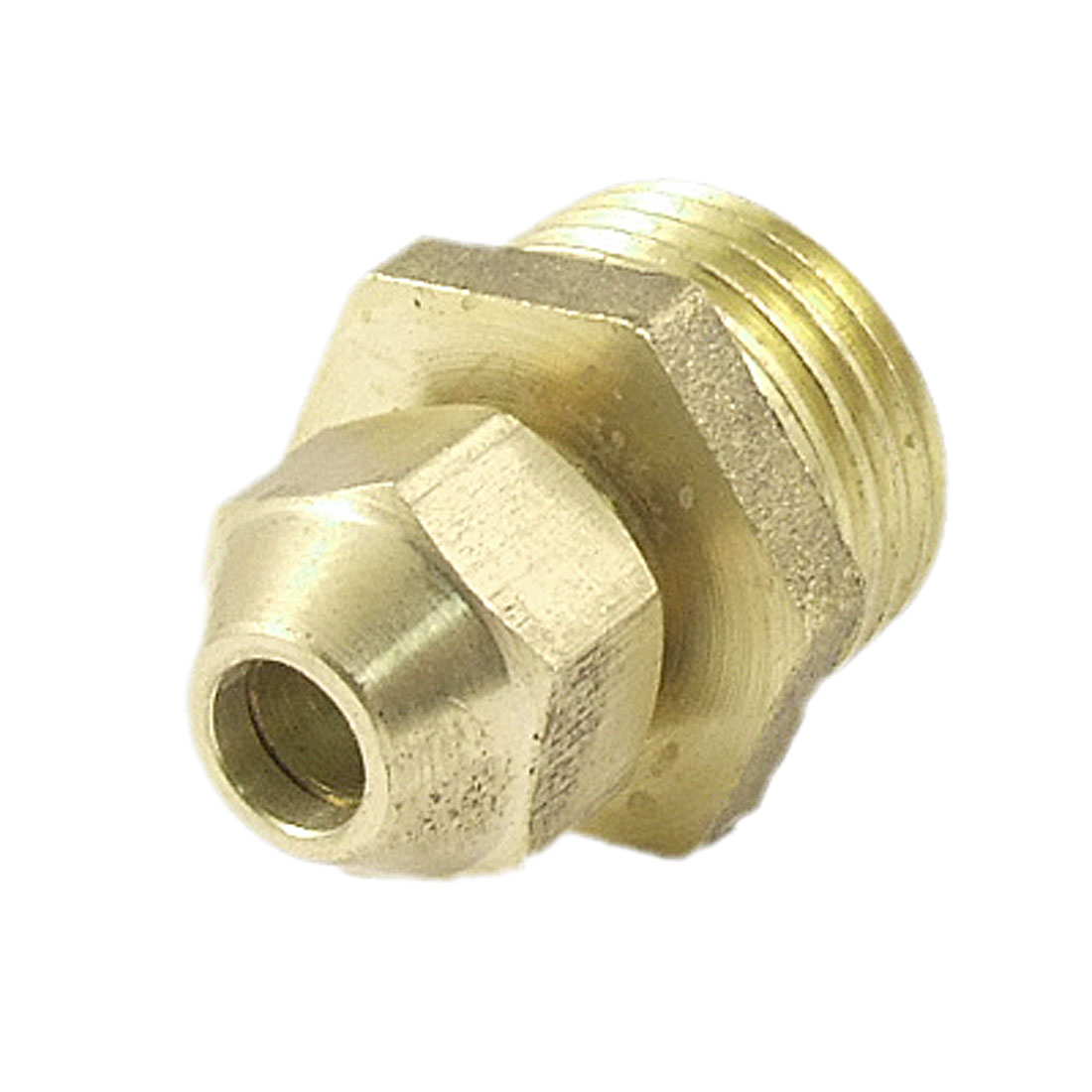 "25/32"" Male Thread 15/64"" Tube Pneumatic Air Quick Coupler Joint"
