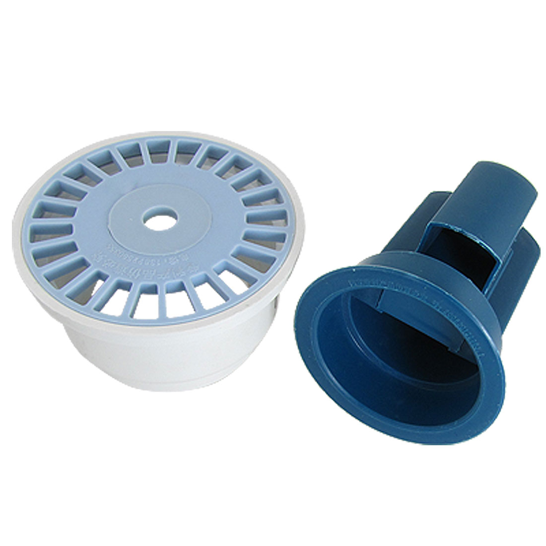 Bathroom Shower Round Cover Waste Grate Floor Drain Strainer 3.5""