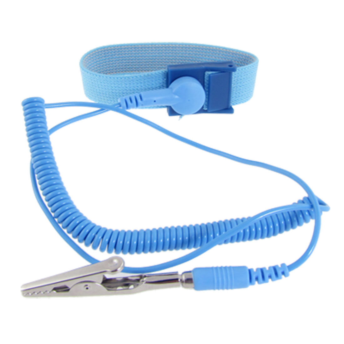 ESD Safe Anti Static Wrist Strap 53cm Ground Cord
