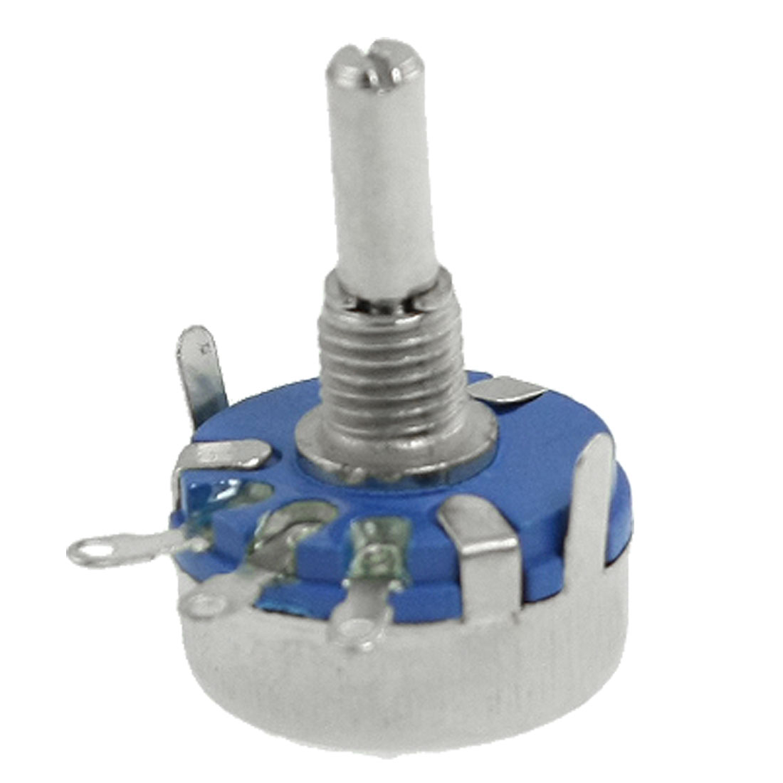 Replacement 4mm Shaft 1K Ohm Resistance Variable Resistor Potentiometer