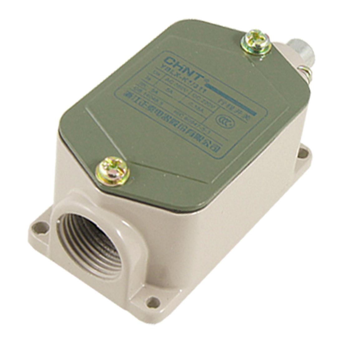YBLXK1-311 AC 380V/5A DC 220V/0.15A Pin Plunger Actuator Limit Switch