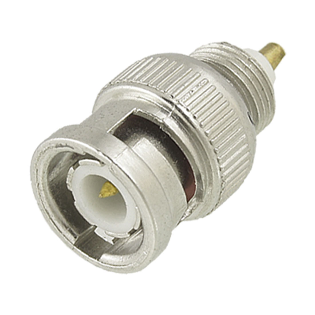 Solder Type BNC Male Plug RF Coaxial Coax Cable Connector