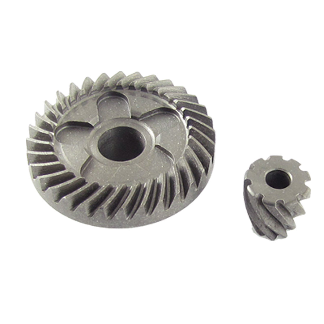 2 Pcs Angle Grinder Spiral Bevel Gears for Bosch GWS 6-100