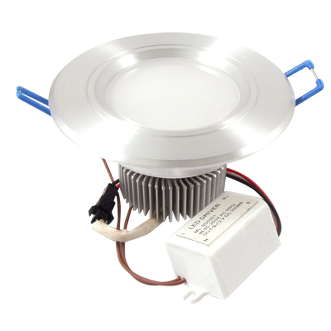 3W 3 x 1W Warm White 3 LEDs Recessed Ceiling Down Bulb Lamp w LED driver