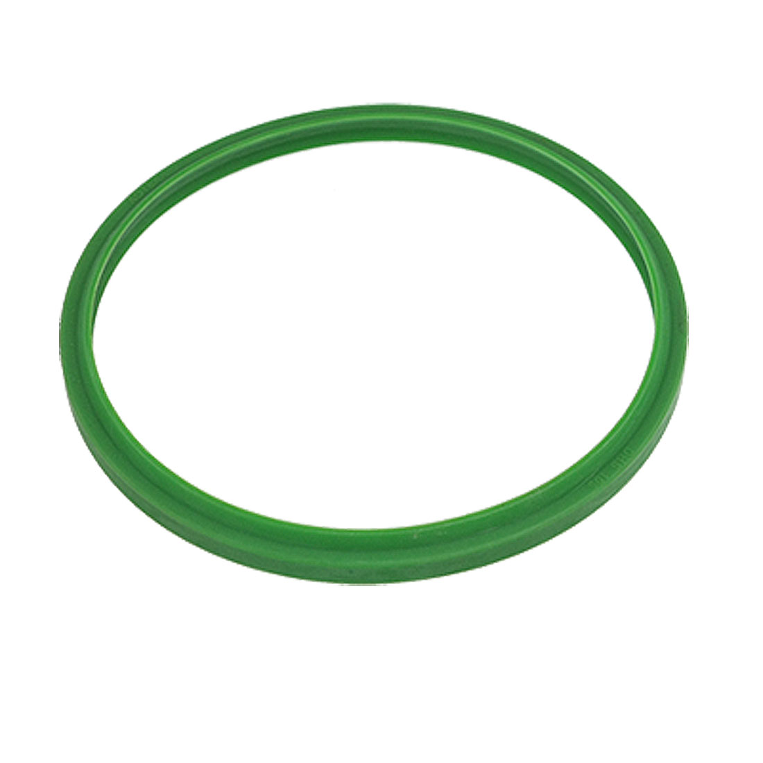 Green PU 105mm x 118mm Double Lip Sealing Cushion Dust Seal