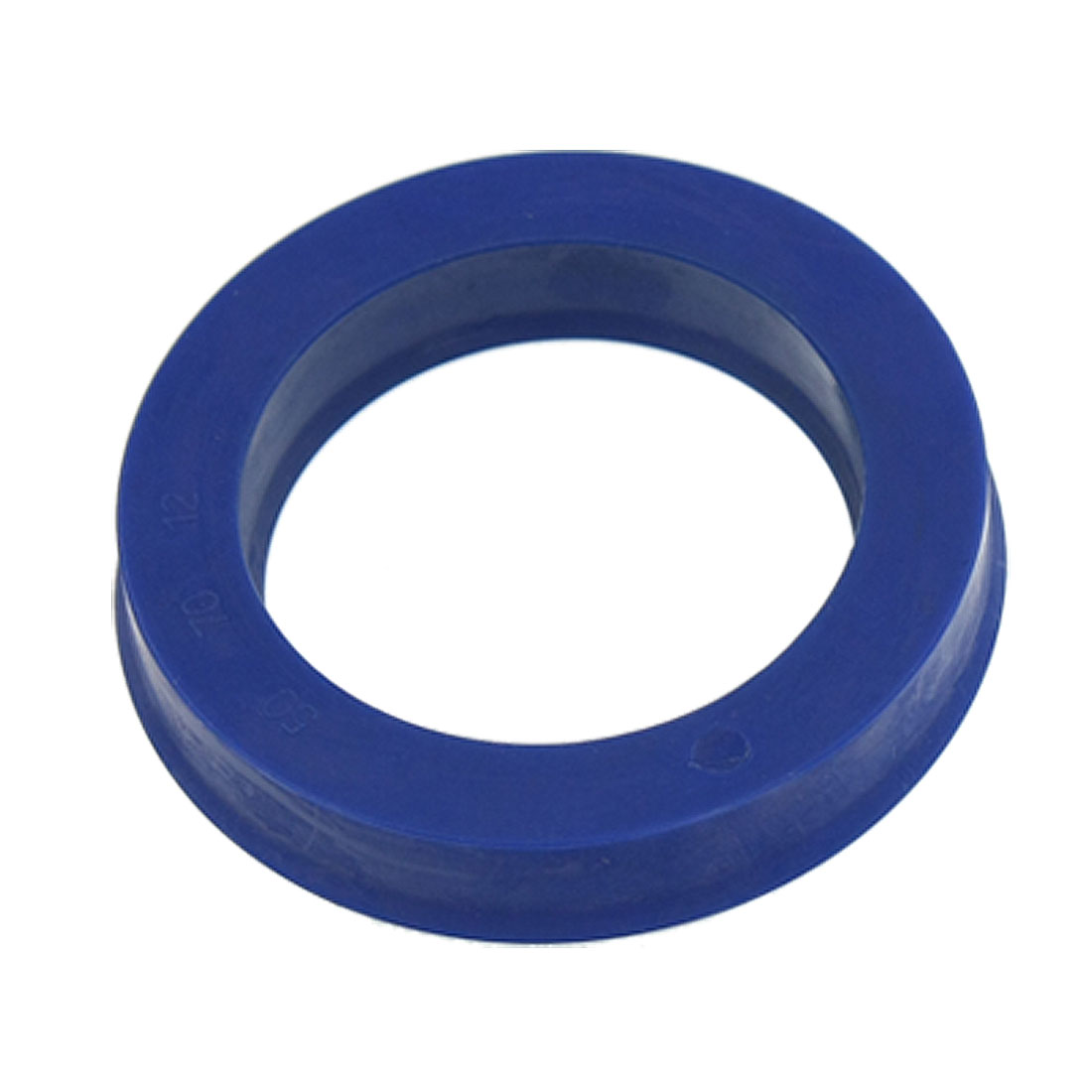 50mm x 70mm x 12mm Blue PU Polyurethane Hydraulic Oil Seal Ring Gasket