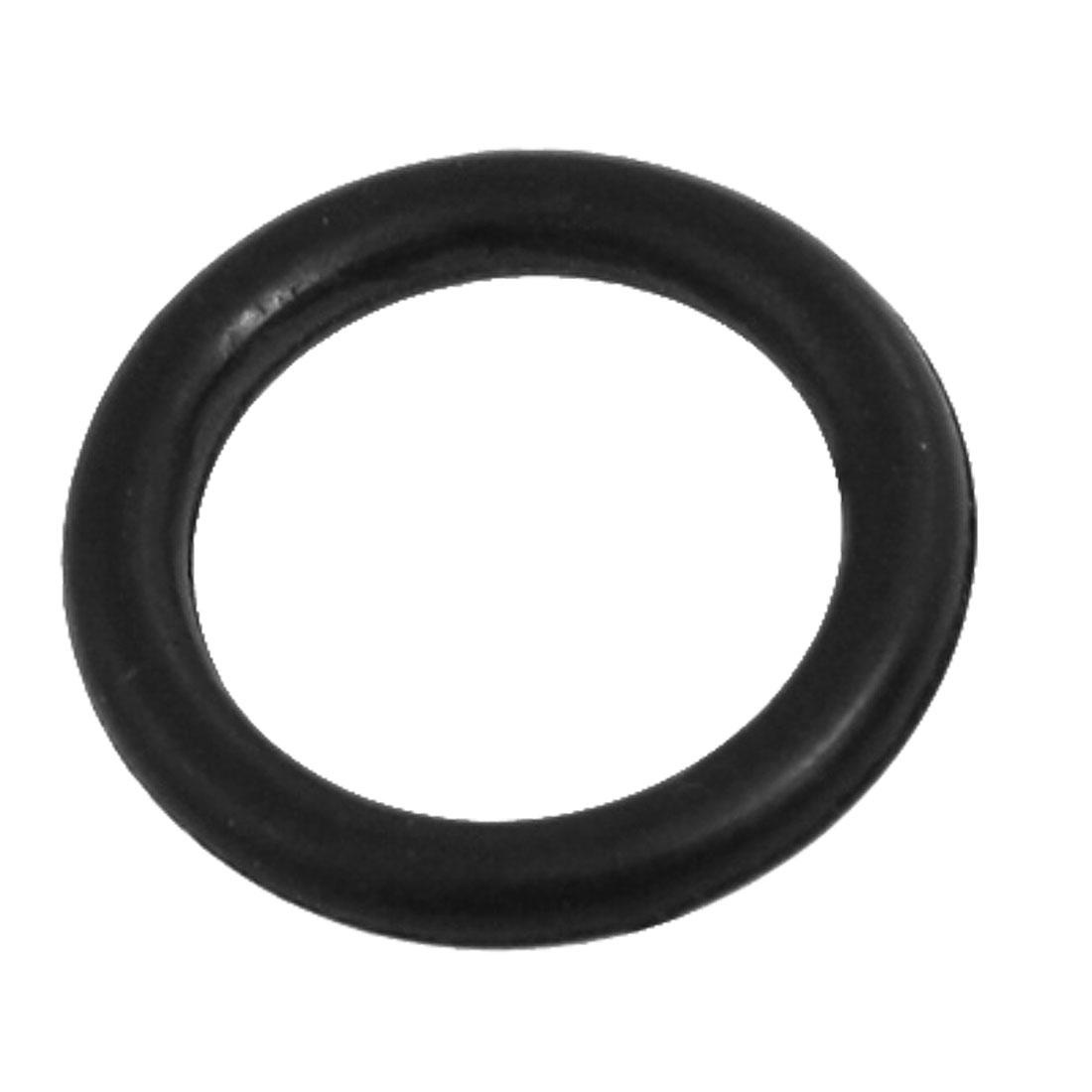 5 Pcs 17mm x 2.4mm Mechanical Rubber O Ring Oil Seal Gaskets