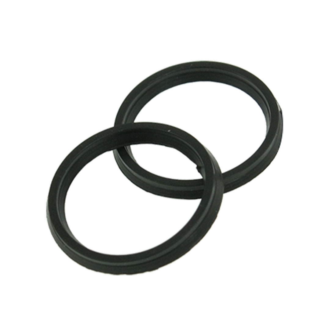 2 Pcs 22mm x 26mm Pneumatic Air Sealing Seal Rings Rubber Gaskets