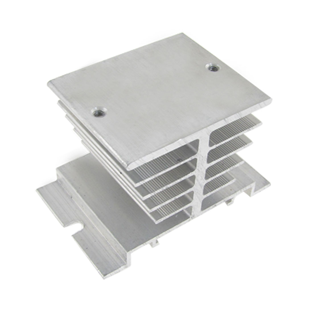 New Aluminum Heat Sink For Solid State Relay SSR Small Type Heat Dissipation