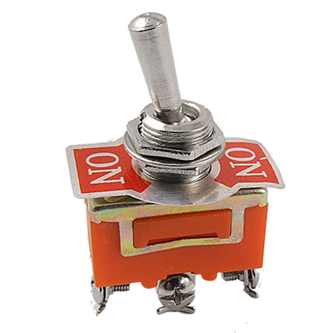 AC 250V 15A Screw Terminals ON/ON 2 Position SPDT Toggle Switch