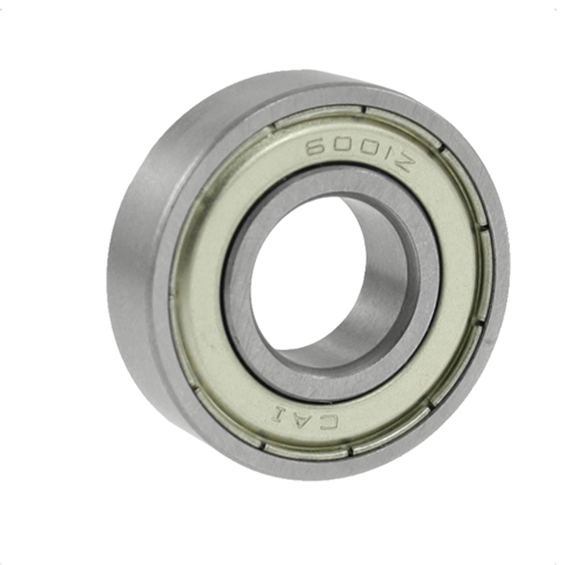 6001Z 12 x 28 x 8mm Carbon Steel Ball Bearings for Roller-skating Skateboard