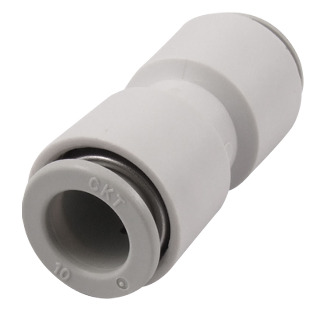 10mm Pneumatic Air Tube One Touch Push In Fitting Straight Quick Connector