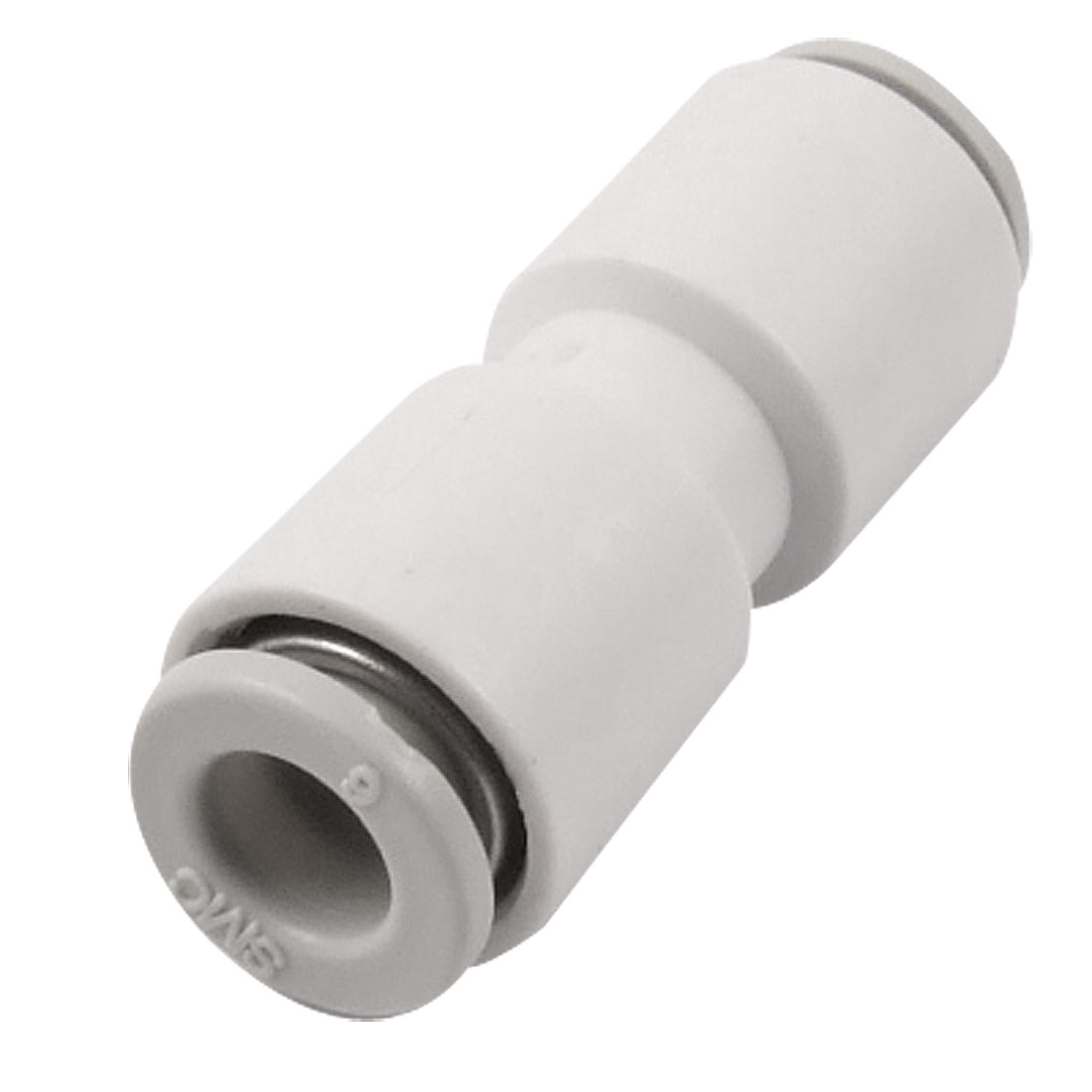6mm Pneumatic Tube Straight Air Quick Connector One Touch Push In Fitting
