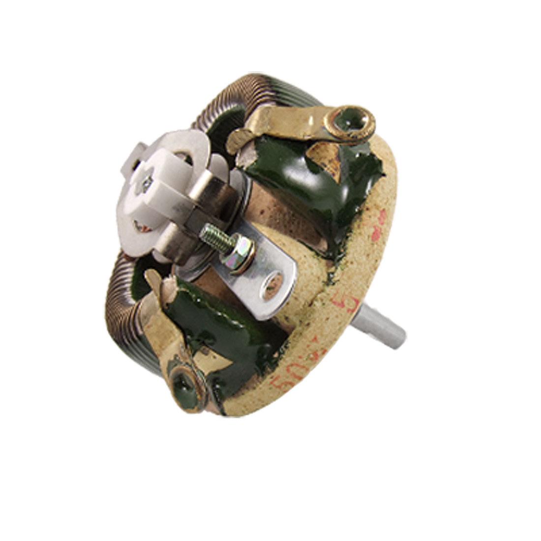 50W 5 Ohm Ceramic Tray Variable Resistor Wirewound Rheostat