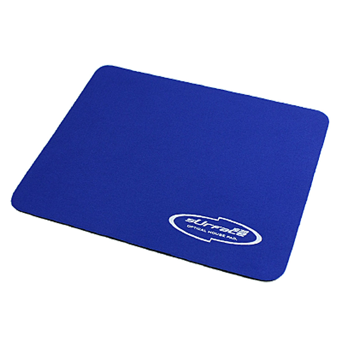 Blue Cloth Surface Optical Mouse Pad Mat for Computer