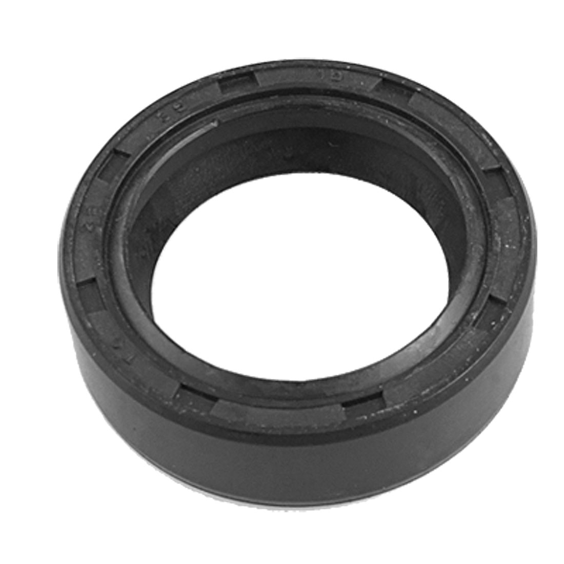 Rubber Coated 25x35x10mm TC Double Lip Rotary Shaft Oil Seal