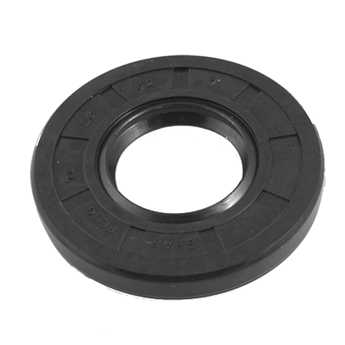 Spring Loaded Metric Rotary Shaft TC Oil Seal Double Lip 25x52x7mm