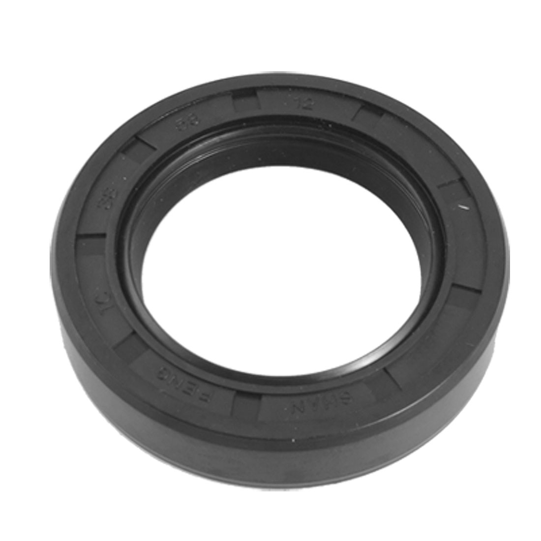 Garter Spring Loaded Double Lip Engine Oil Shaft Seal TC 38x58x12mm