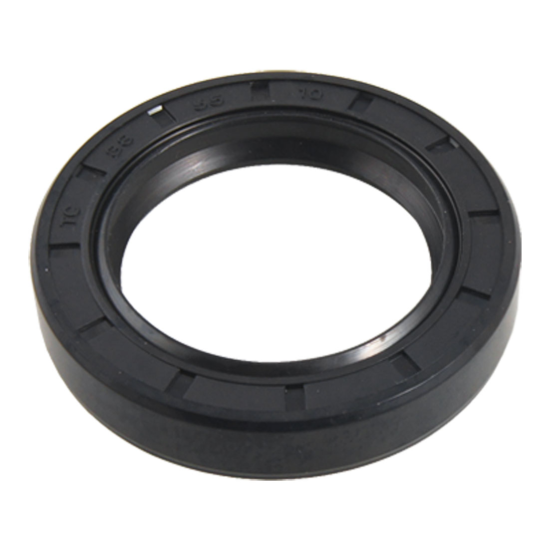 38mm x 55mm x 10mm TC Rubber Coated Engine Double Lip Rotary Shaft Oil Seal