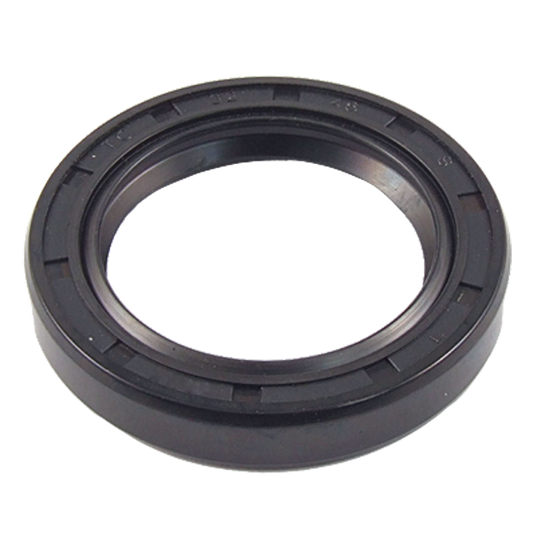 32x46x8mm TC Rubber Double Lip Steel Spring Oil Shaft Seal