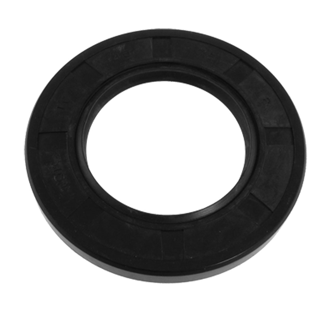 45mm x 75mm x 8mm Steel Spring Double Lip Metric Rotary Shaft Oil Seal TC
