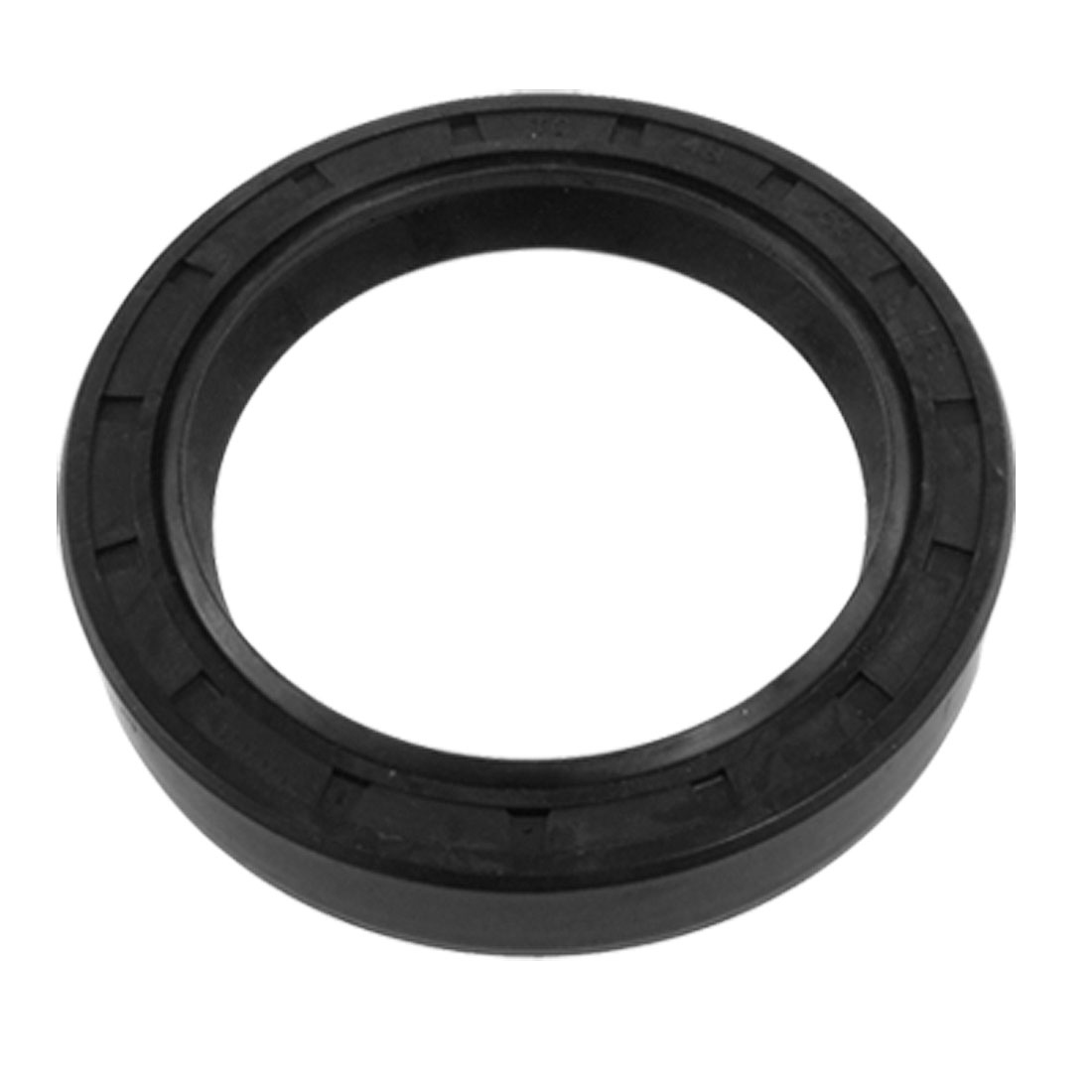 Metric Shaft Spring Loaded 48mm x 65mm x 12mm Oil Seal Black
