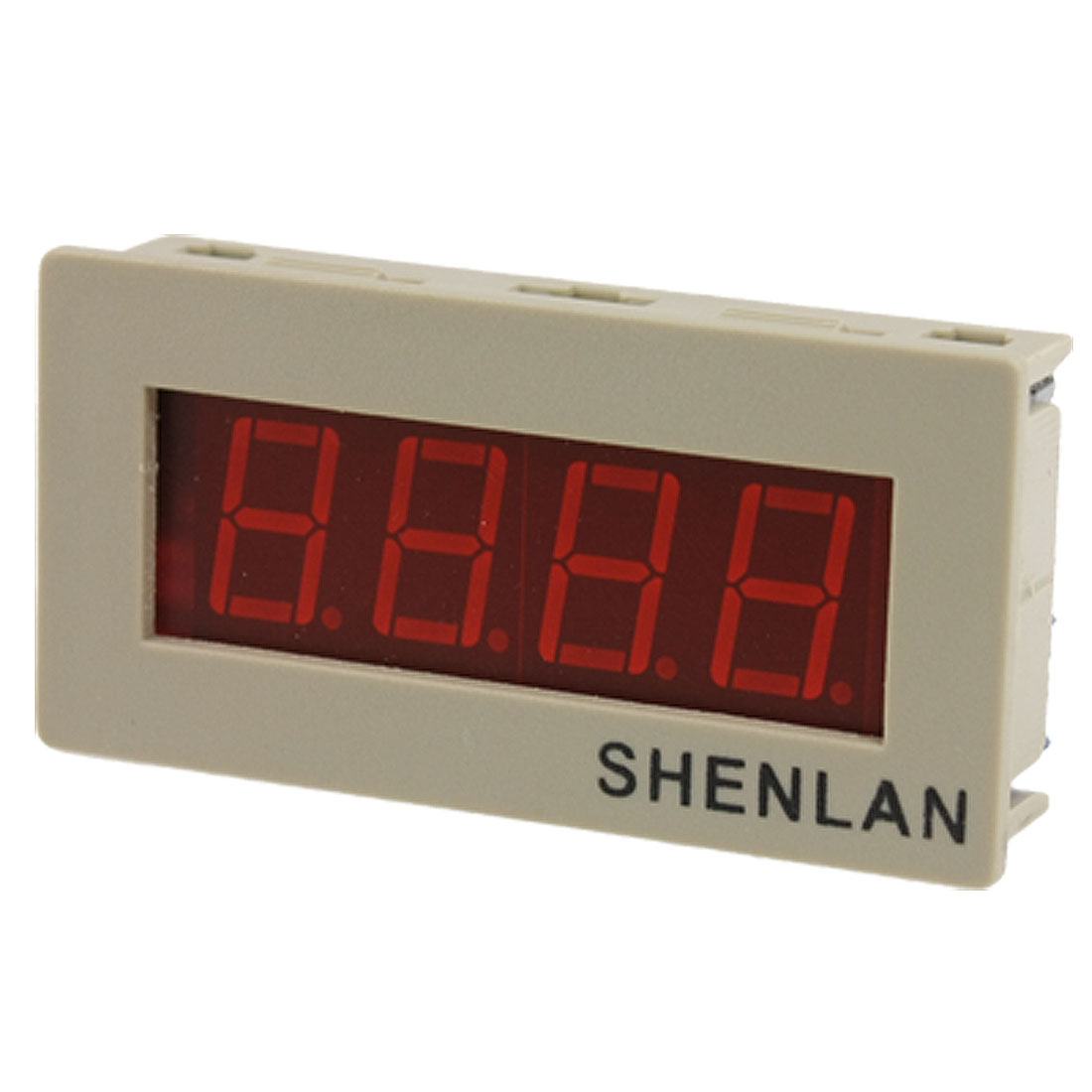 DC 0-200V 3 1/2 LED Digital Panel Voltmeter Voltage Meter Gauge