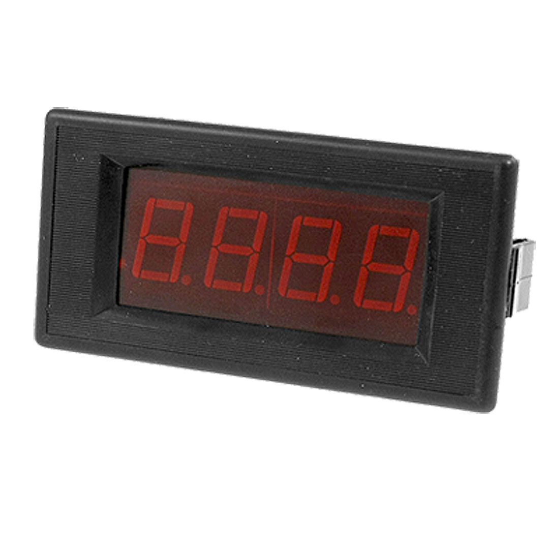 Red LED Digital Display 0-200V Voltage Test Panel Voltmeter