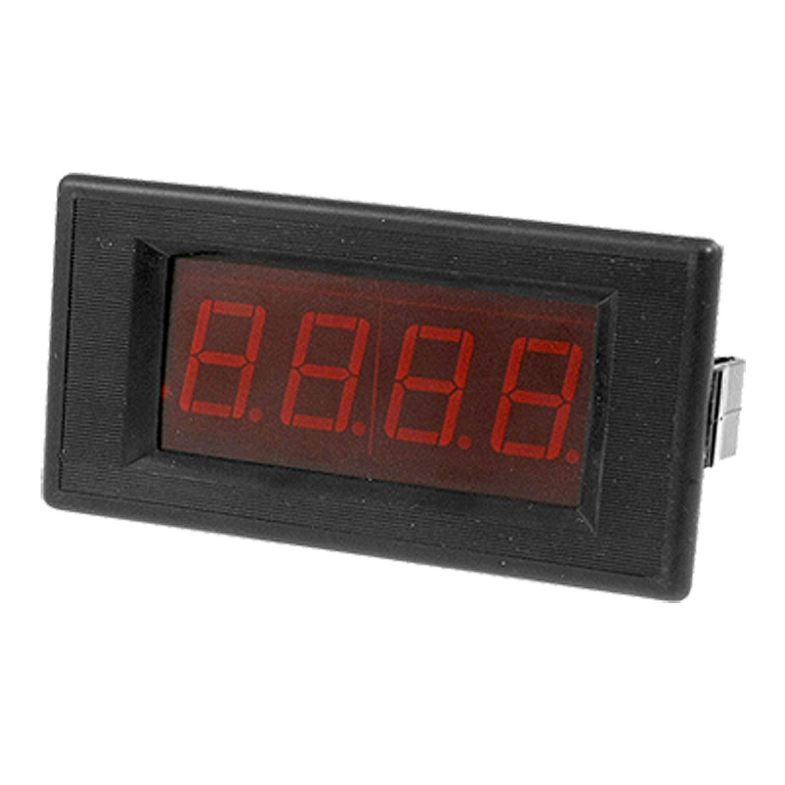 Red LED Display 0-400 Degree Celsius Thermometer Panel Temperature Meter