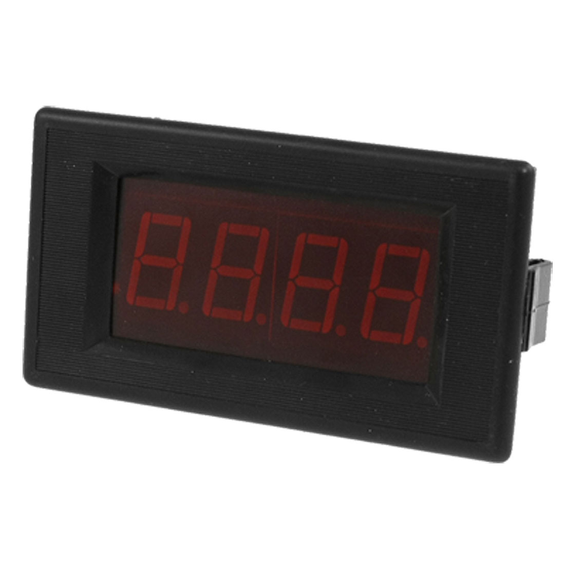 LED Digital Display 0-200 Ohm 3 1/2 Panel Mounting Ohmmeter Gauge