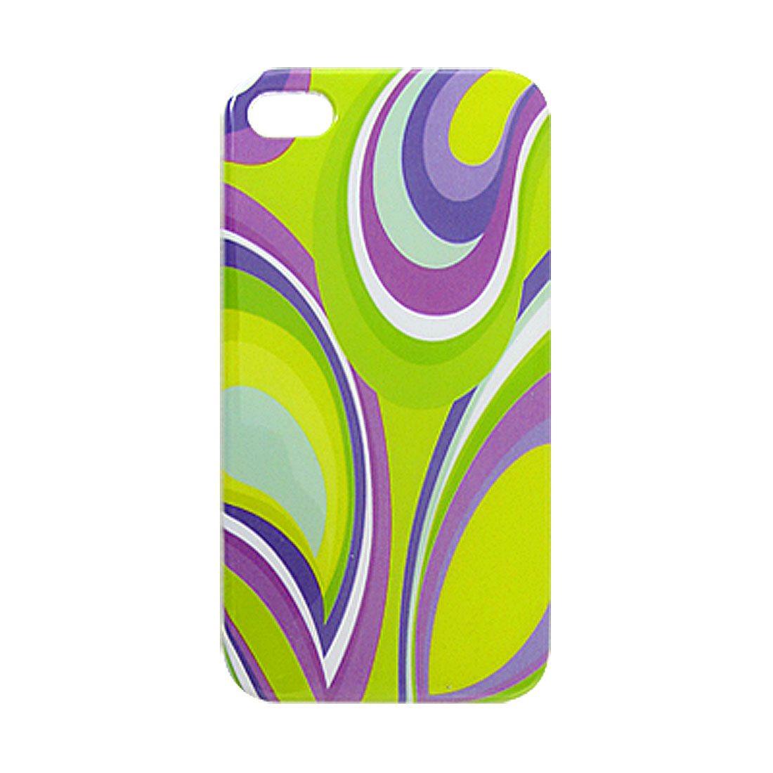 IMD Colorful Hard Plastic Back Case Cover Shell for iPhone 4 4G 4S