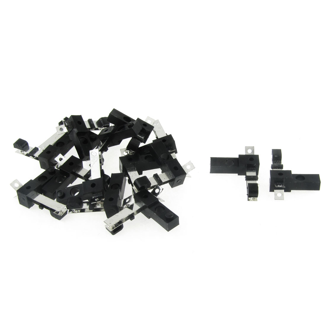 15 Pcs CS-26A-1 DC 16V 1A 1P1T Leaf Switch for Electric Toy