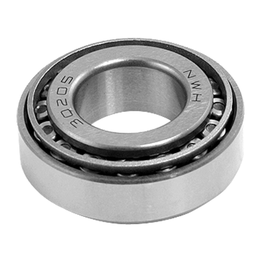 30205 Single Row 25mm x 52mm x 16.25mm Taper Tapered Roller Bearing